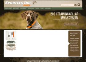 sportingdogpro.com