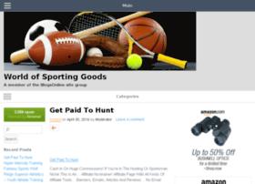 sportinggoods.blogsonline.net