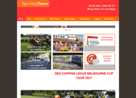 sportingtours.co.nz