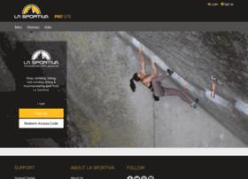 sportiva.outdoorprolink.com