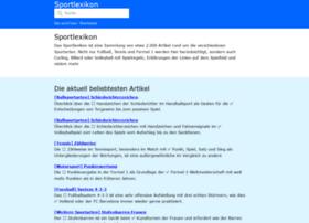 sportlexikon.com