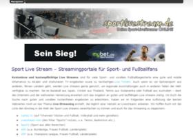 sportlivestream.de