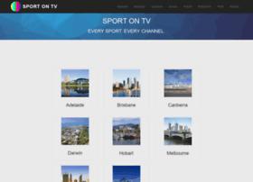 sportontv.com.au
