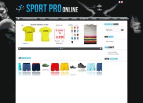 sportpro-online.com