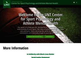 sportpsych.unt.edu