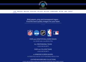 sports-logos-screensavers.com