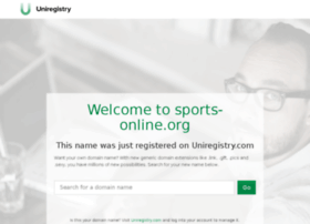 sports-online.org