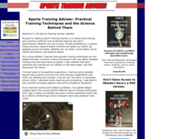 sports-training-adviser.com