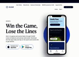 sports.clearme.com