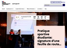 sports.gouv.fr