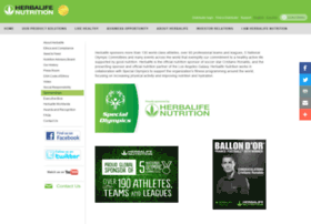 sports.herbalife.com