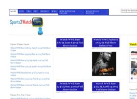 sports2watch.com