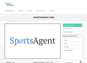 sportsagent.com