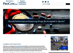 sportsanddrugs.procon.org