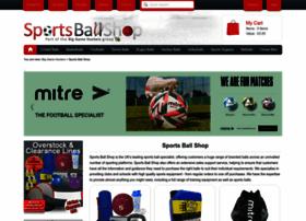 sportsballshop.co.uk