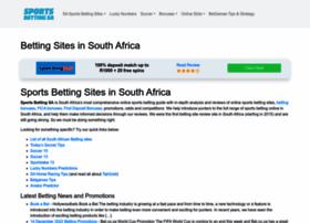 sportsbettingsa.co.za