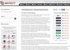 sportsbettingspot.com