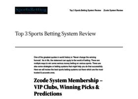 sportsbettingsystemreviews.com