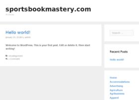 sportsbookmastery.com
