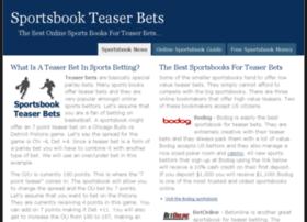 sportsbookteaser.com