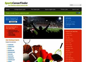 sportscareerfinder.com