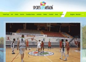 sportscityantalya.com