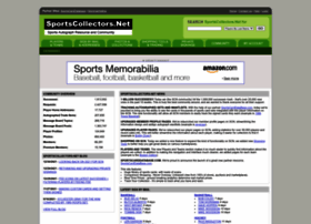 sportscollectors.net