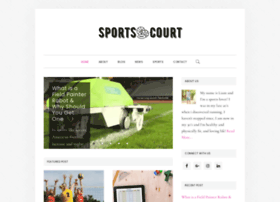 sportscourtdimensions.com