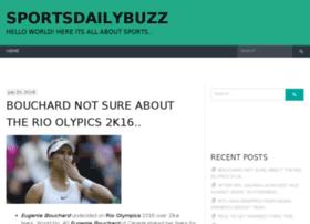 sportsdailybuzz.com