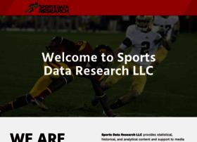 sportsdataresearch.com