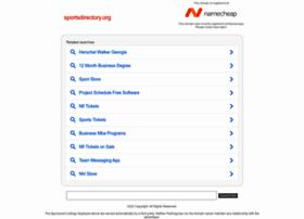 sportsdirectory.org