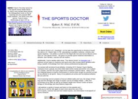 sportsdoctorradio.com