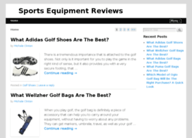 sportsequipmentreviews.net