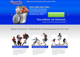 sportsfundraisers.org