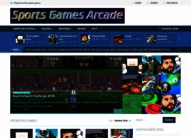 sportsgamesarcade.com