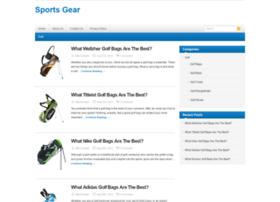 sportsgear.info