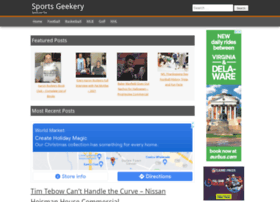 sportsgeekery.com