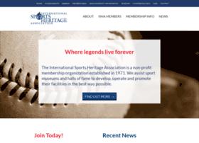sportsheritage.org