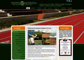 sportsinfratech.com