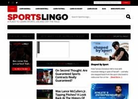 sportslingo.com
