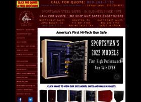 sportsmansteelsafes.com