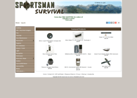 sportsmansurvival.com