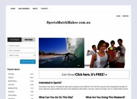 sportsmatchmaker.com.au
