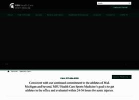 sportsmed.msu.edu