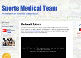 sportsmedicalteam.com