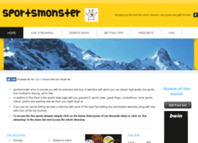 sportsmonster.weebly.com