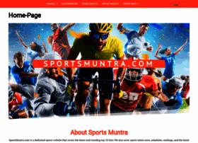 sportsmuntra.com