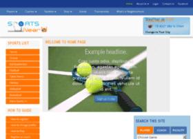 sportsnearu.com
