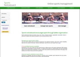 sportsnoticeboard.com