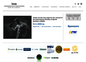 sportsnutritionsociety.org